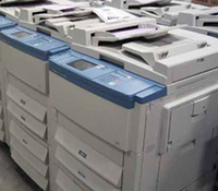 Don't photocopy personal information at work